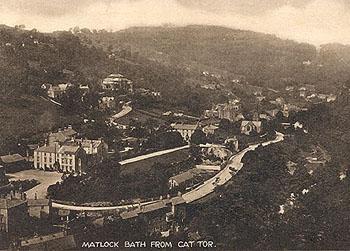 Matlock bath derbyshire the switzerland of england - Matlock hotels with swimming pools ...