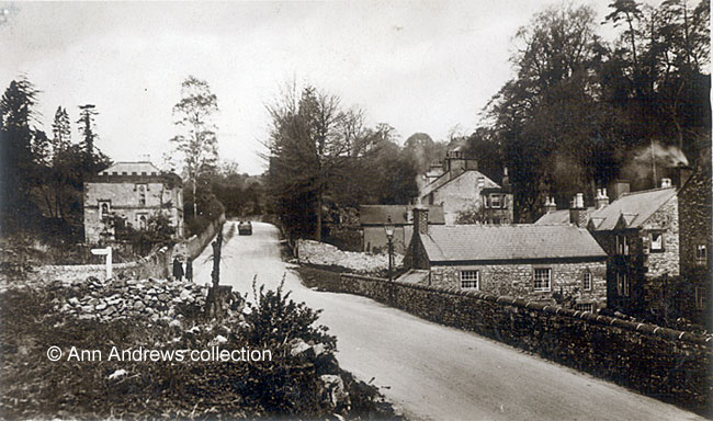 The Andrews Pages Picture Gallery Derbyshire Nether